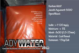 Jual Karbon Aktif Jacobi Aquasorb 5000