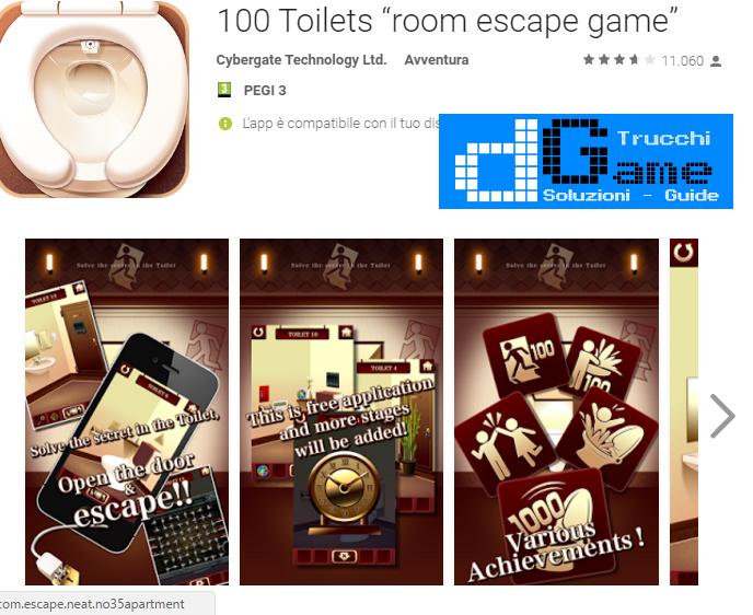 Soluzioni 100 Toilets di tutti i livelli | Walkthrough guide