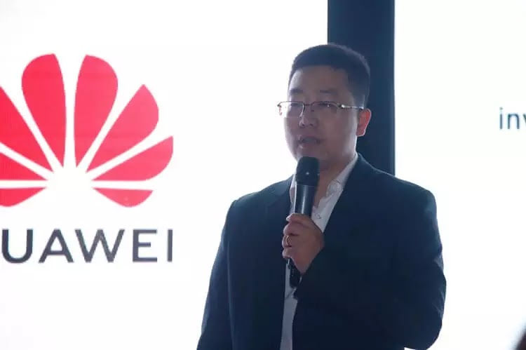 Huawei Consumers Business Group Philippines Country Manager George Li