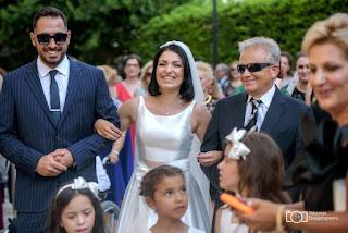 Πάντρεψε την κόρη του και βάφτισε το πρώτο εγγόνι ο Κώστας Αργυρούσης