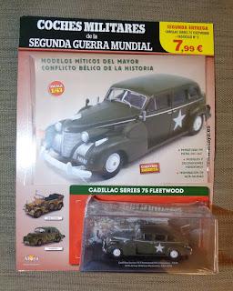 coleccion coche militares de la segunda guerra mundial