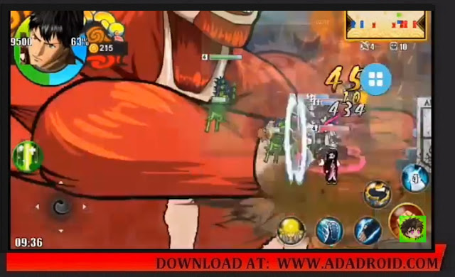 Download AODS Attack on Demon Senki