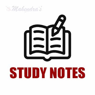 100 Most Important Study Notes Quiz For Syndicate Bank PO