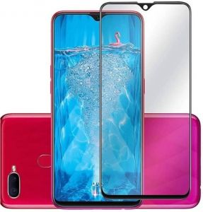 Screen protector oppo f9 5d black
