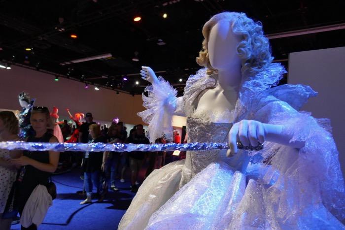 Fairy Godmother costume wand Cinderella movie