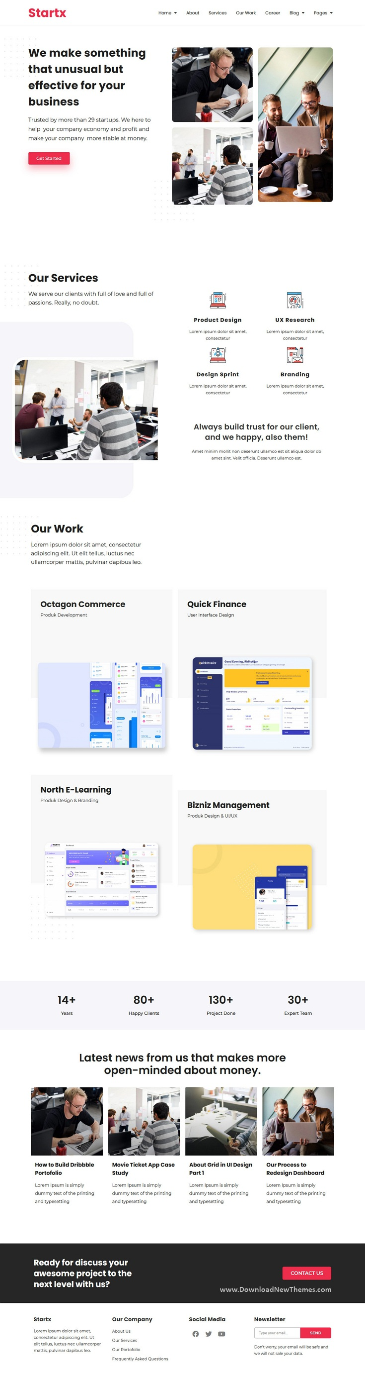 Creative Agency Elementor Template Kit