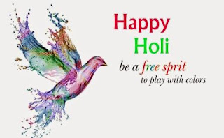 Happy Holi 2017 Facebook Timeline Wallpapers