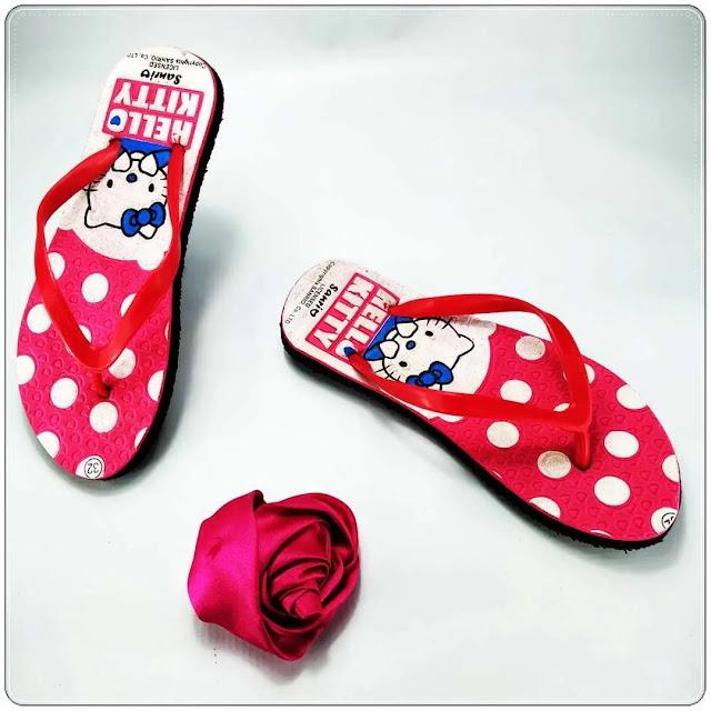Pabrik Sandal Anak Terbaru- Sandal AB Love-HK Simplek TG