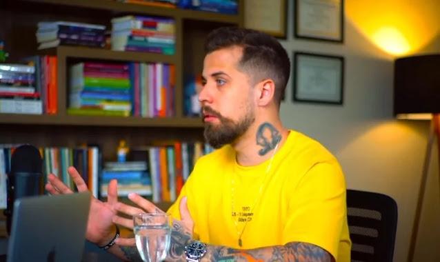 """Pastor Lipão conta sobre o período que esteve afastado da fé: """"Eu estava cético"""""""