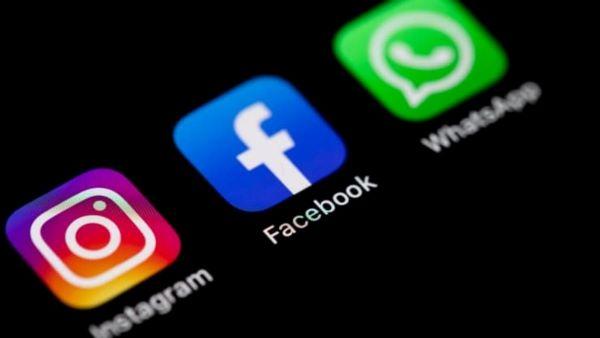 ما سبب توقف الفيسبوك وواتساب وأنستجرام عن العمل؟