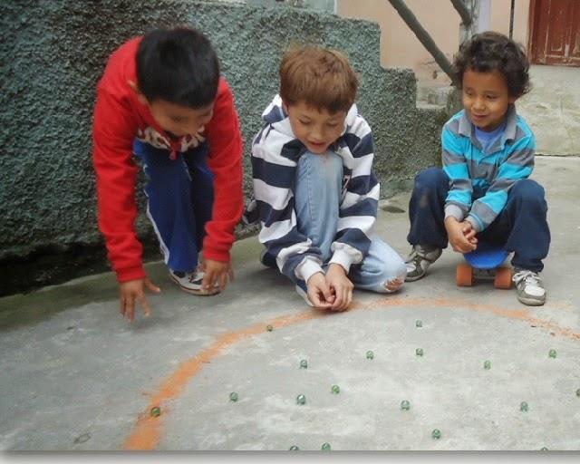 Al Rescate De Los Juegos Tradicionales Ecuadorinforma