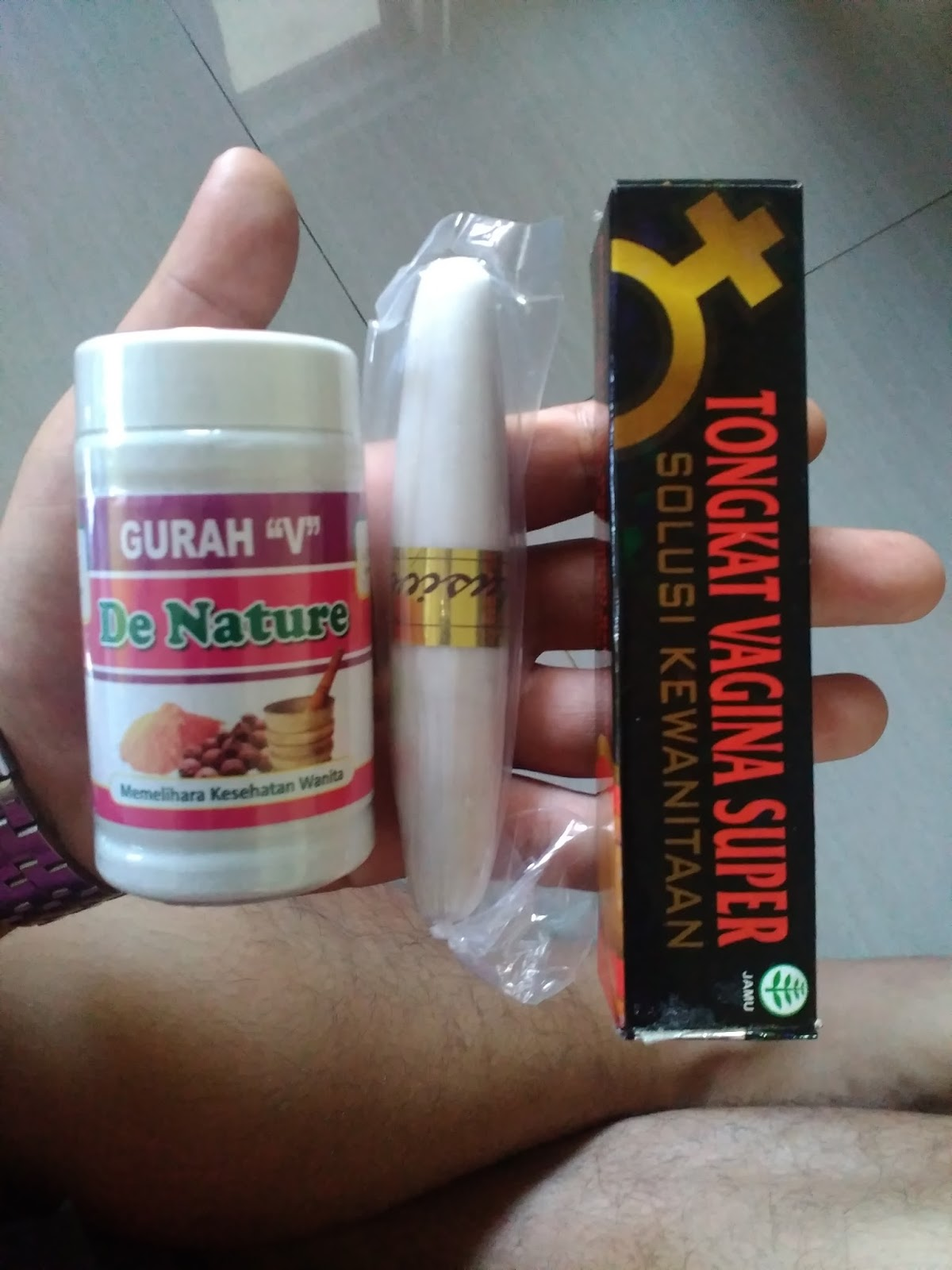 obat keputihan bauk
