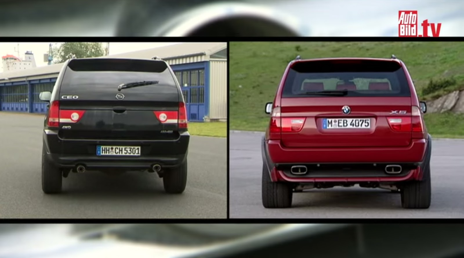 Watch A German Owner Kill His Chinese Bmw X5 Clone The