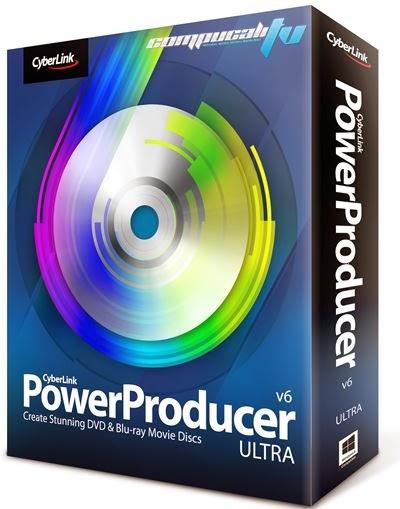 CyberLink PowerProducer 6 Full Español Ultra
