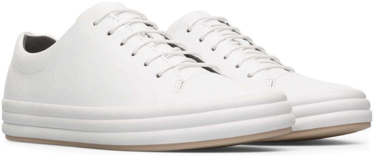 Biale Sneakersy Apia I Camper Nie Tylko Na Wiosne