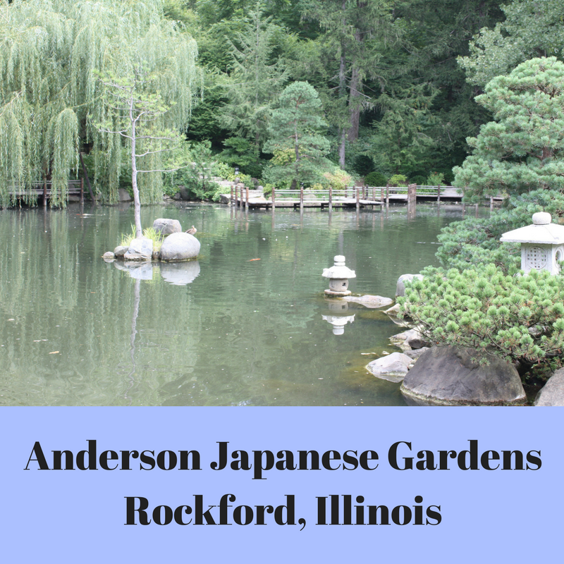 A Little Time And A Keyboard Anderson Japanese Gardens In