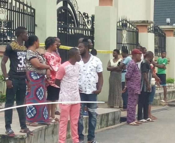 anambra church shooting suspect