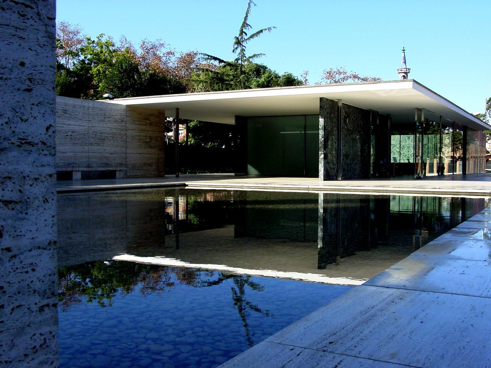 Habitar arquitectura moderna for Arquitectos de la arquitectura moderna