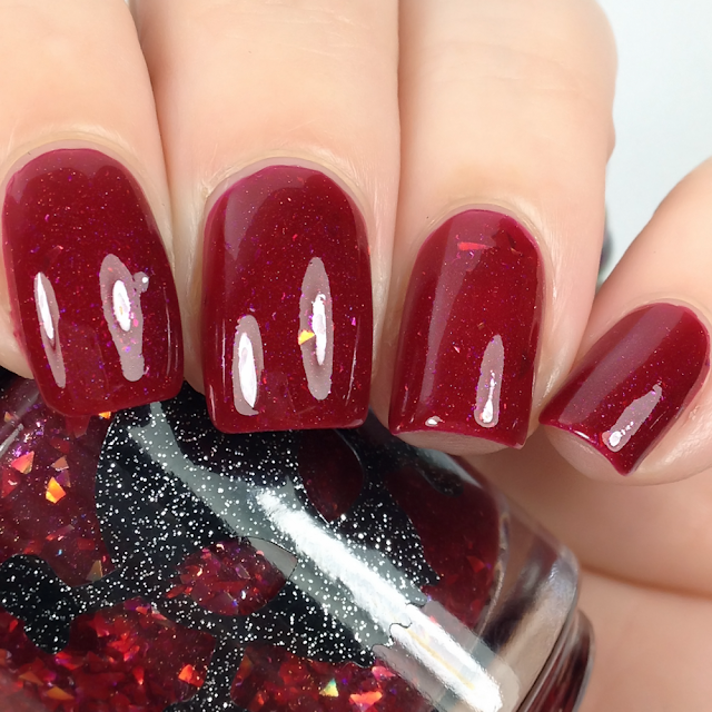 Necessary Evil Polish-What in the Name of Sanity Have You Got on Your Head?