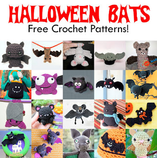 17 Fabulously Spooky Halloween Crochet Patterns - Whistle and Ivy | 320x318
