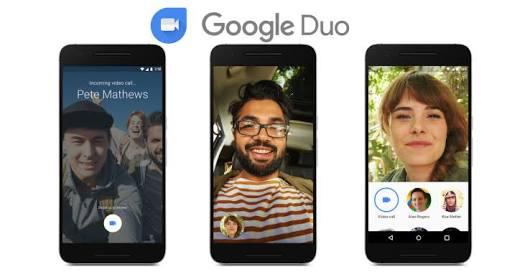 Download Google's Duo Video Calling App(apk)