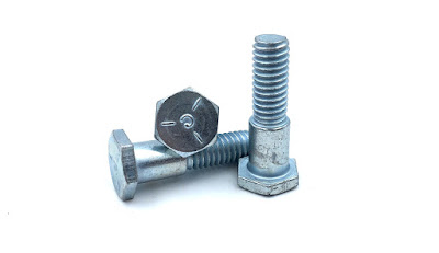 Custom Grade 5 Shoulder Bolts - Steel & Commercial Zinc Finish