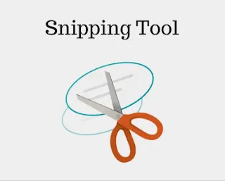Snipping tool photo