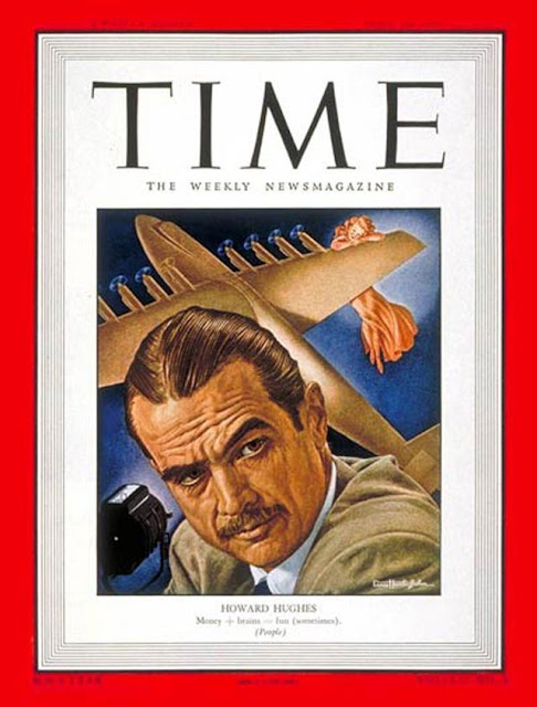 Time Magazine cover with Howard Hughes worldwartwo.filminspector.com