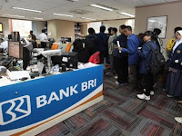 PT Bank Rakyat Indonesia (Persero) Tbk - Recruitment For Program Pengembangan Staff IT BRI November 2018