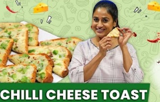 CHILLI CHEESE TOAST | GET SET COOK BY ANU HASAN | JFW COOKING
