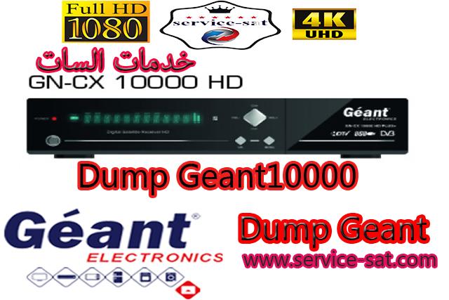 Dump Geant-10000.hd PLUS