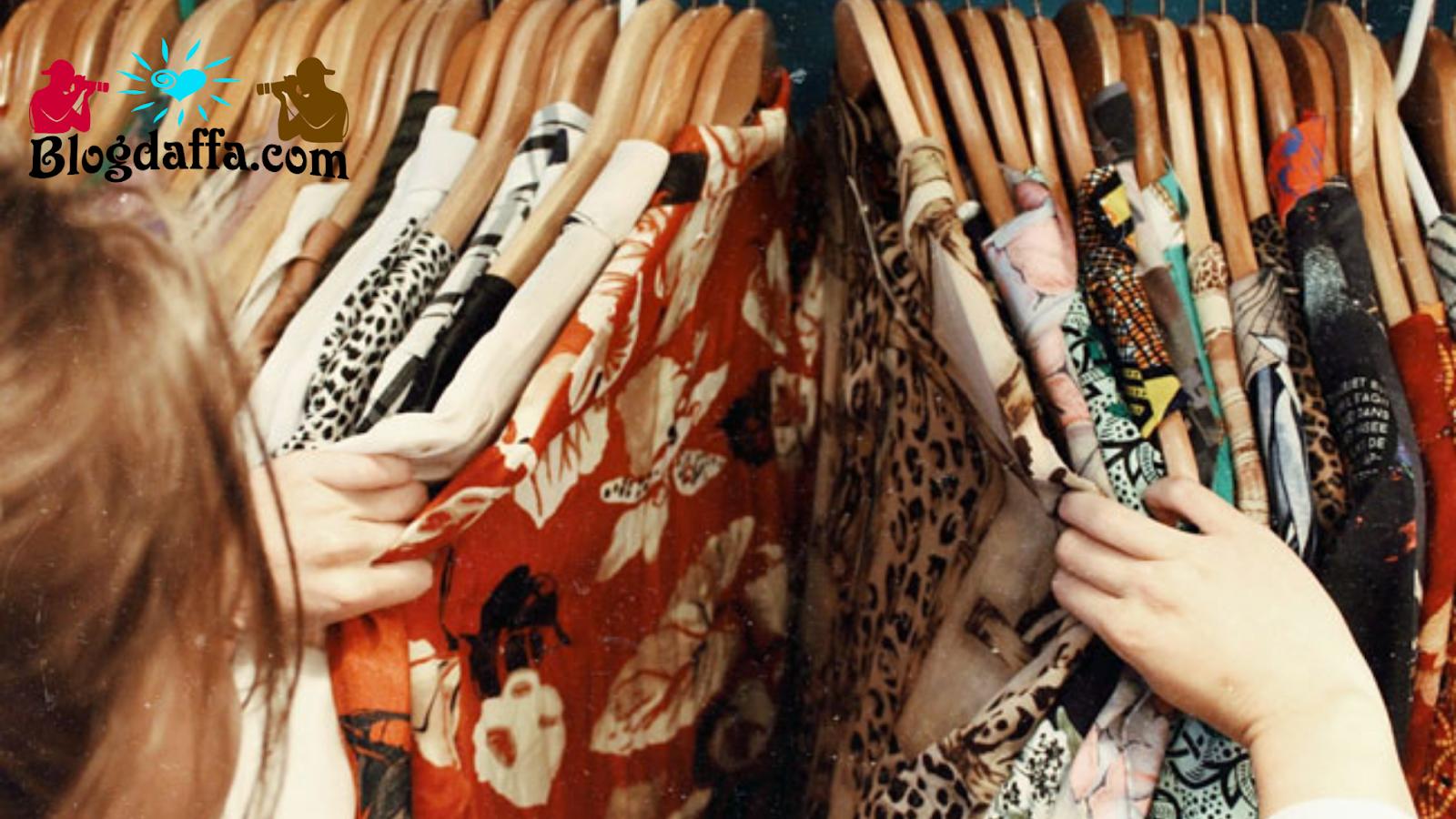 Peluang Usaha Thrifting rumahan