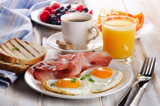 Breakfast low carb ideas