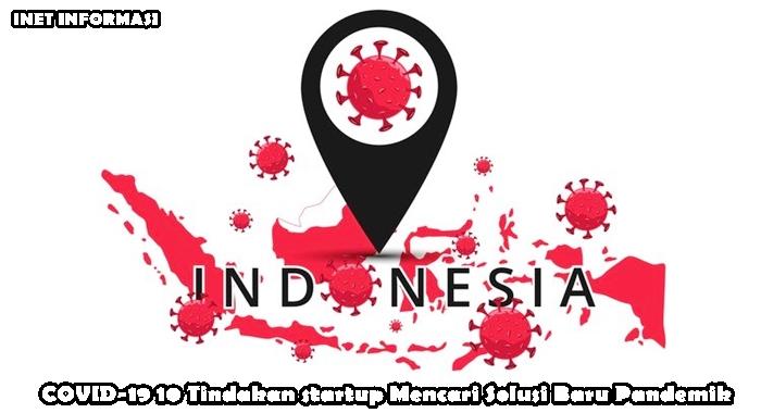 COVID-19 10 Tindakan startup Mencari Solusi Baru Pandemik