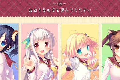 Download Game Visual Novel PC If You Love Me, Then Say So!