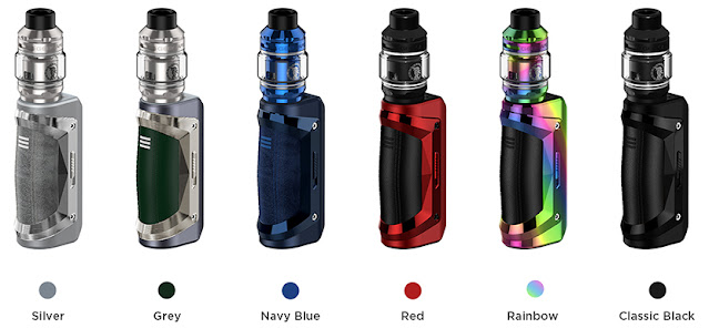 Introduction of GeekVape S100 Aegis Solo 2 Kit