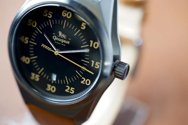 jam tangan peugeot