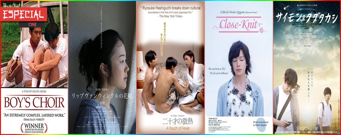 Especial cine LGBT+ japonés