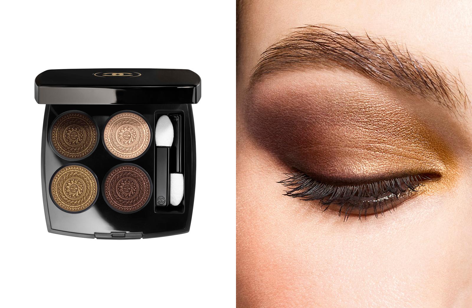 Collections makeup Noël 2019  Chanel / Les Ornements de