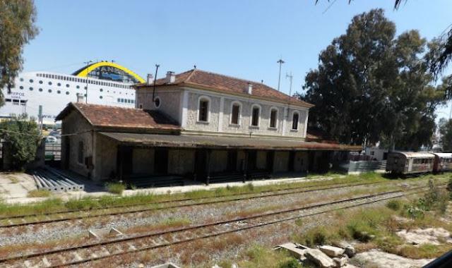 Παρέμβαση στον ΟΣΕ για τον καθαρισμό του Σιδηροδρομικού διαδρόμου Πειραιά – Ρέντη
