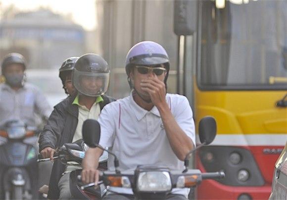 """Việt Nam: AirVisual có thể """"biến mất""""nhưng ô nhiễm không khí thì không!"""