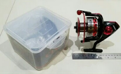 Reel Maguro Civil 8000
