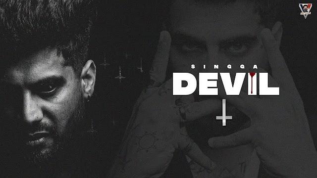 DEVIL SONG LYRICS - SINGGA | Latest Punjabi Songs 2020 Lyrics Planet