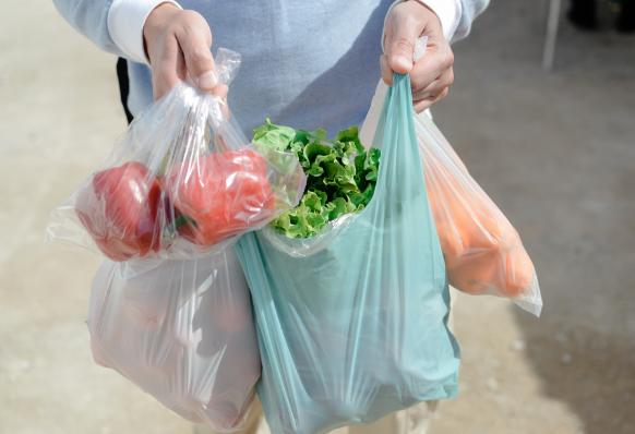 مجلس الحكومة يعتمد مشروع قرار بشأن حظر الأكياس البلاستيكية