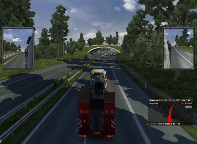 Euro Truck Simulator 2 минимальные настройки