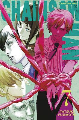 Reseña de CHAINSAW MAN vols 6 y 7 de Tatsuki Fujimoto - Norma Editorial.