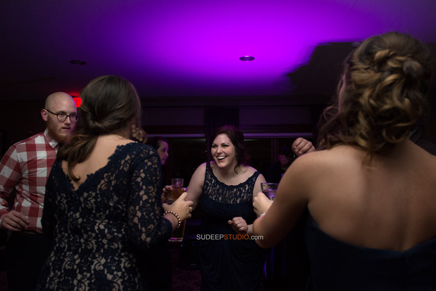 Glen Oaks Country Club in Farmington, MI - Wedding Photography - Sudeep Studio