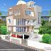 Stilt floor home design