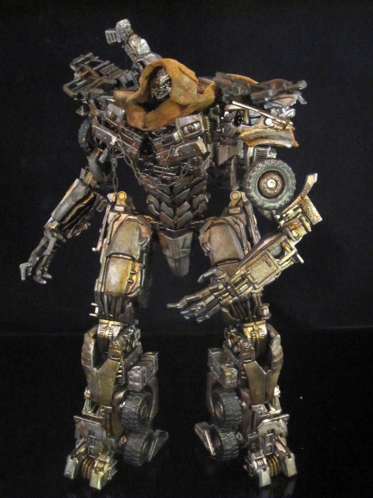 Transformers Dark of the moon Megatron   Sabretooth's Workshop