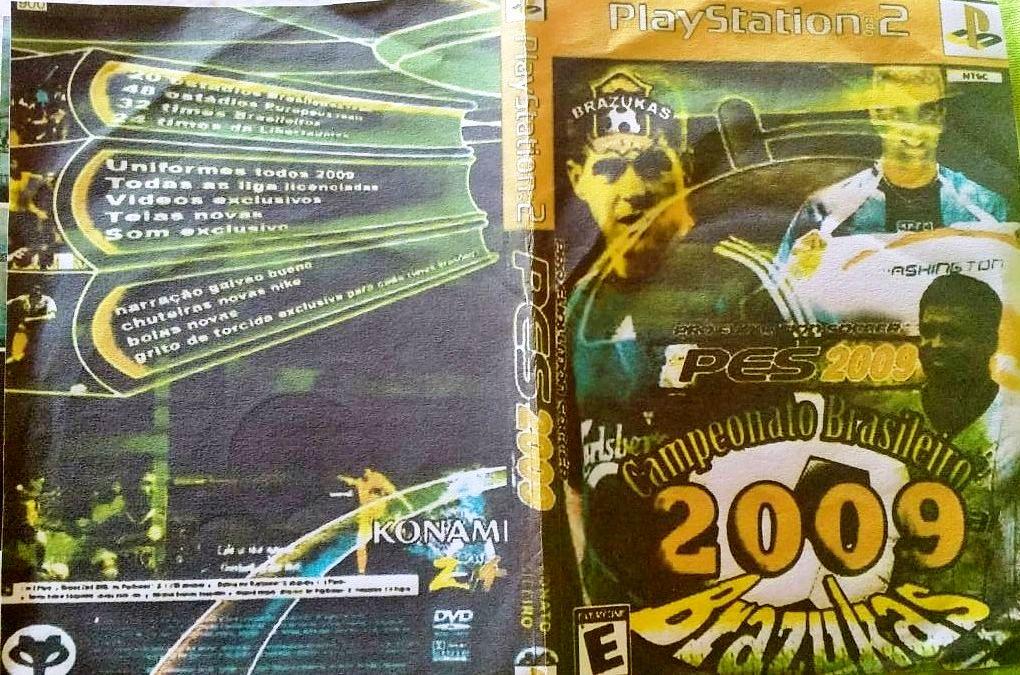 Pes brazukas 2012 ps2 download Free